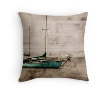 Sailing The Bahamas 1 Throw Pillow