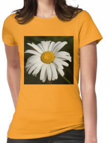 Just a Daisy - Simply Beautiful Womens Fitted T-Shirt
