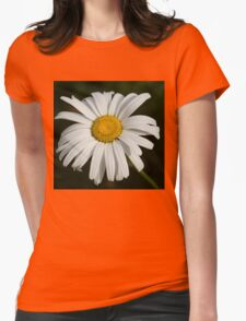 Just a Daisy Womens Fitted T-Shirt
