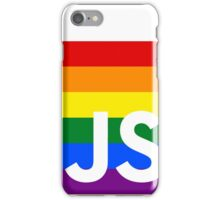 JavaScript Pride iPhone Case/Skin