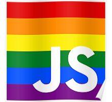 JavaScript Pride Poster