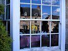 Tearoom reflection by hjaynefoster