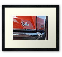 Cadillac 1966 Framed Print