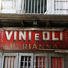 Vini E Oli by Christine  Wilson