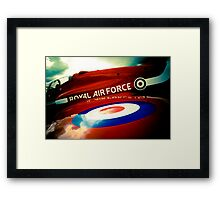 Royal Air Force Framed Print