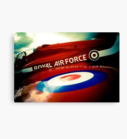 Royal Air Force Canvas Print