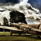Hawker Hurrican by ROGUEstudio