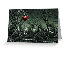 Thee Apple Greeting Card