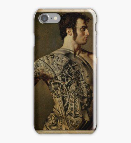 The Clockwork Man iPhone Case/Skin
