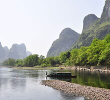 Li river by nicolaMY