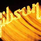 Gibson guitar Sign by Rena Neal