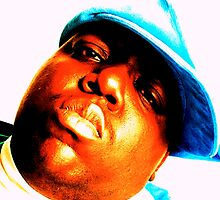 biggie smalls by KEITH  R. WILLIAMS
