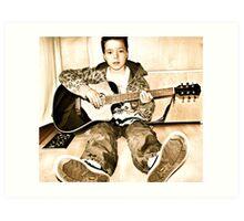 My son :) Art Print