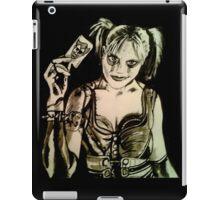 Harley Quinn - Arkham City iPad Case/Skin