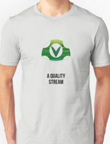 A Quality Stream Unisex T-Shirt
