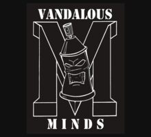 Vandalous Minds #2B by Donald Norby