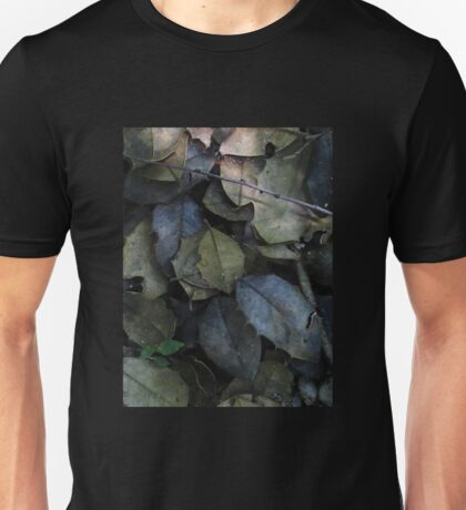 Rustling Underfoot Unisex T-Shirt
