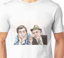 Tony and Sid (208 views as at 5th. May 2011) Unisex T-Shirt