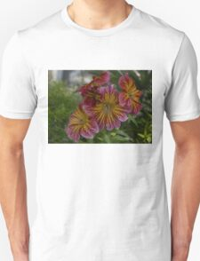 Exotic Spring Flowers  T-Shirt