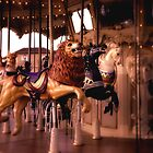 Carousel  by Kristine McKay Kinder