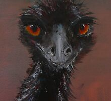 Emu - Mr Cool by Kay Cunningham