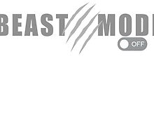 Beast mode ON! by kurticide
