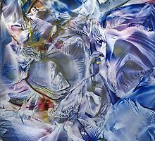 Morphic fields of the mysterious mind by crystalline