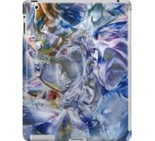 Morphic fields of the mysterious mind iPad Case/Skin