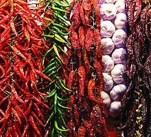 Chilipeppers by christina chan