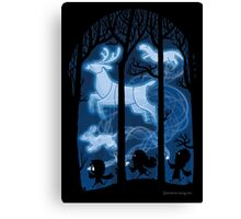 Race of the Patronuses Canvas Print