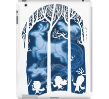 Race of the Patronuses iPad Case/Skin