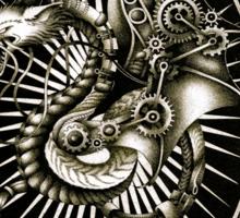 Mechanical Illusions  Sticker