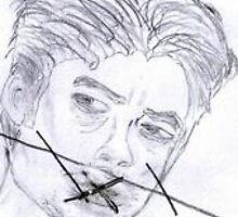 Zip it Benicio! by cookiesavant