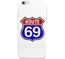Route 69 iPhone Case/Skin