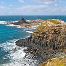 Pyramid Rock, Phillip Island, Victoria. by johnrf