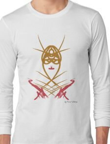 Flying Goggles Long Sleeve T-Shirt
