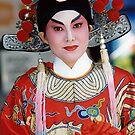 Singaporean Performer At Brisbane's World Expo 88 by Ralph de Zilva