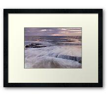 Spring Cove Framed Print