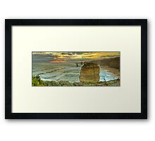 Great Ocean Road: Twelve Apostles Framed Print