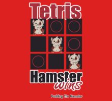 Pudding The Hamster - Tetris Kids Clothes