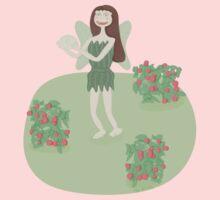 Cauliflower fairy One Piece - Short Sleeve