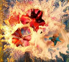 Colour Explosion by Pam Amos