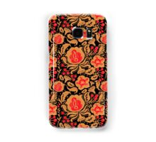 The Khokhloma Kulture Pattern Samsung Galaxy Case/Skin