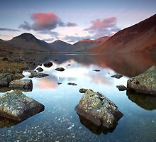 Wastwater Eve in Spring by Jeanie