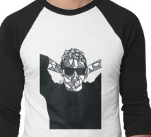 Geometric Niall Horan Men's Baseball ¾ T-Shirt