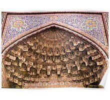 Vakil Mosque, Shiraz Poster