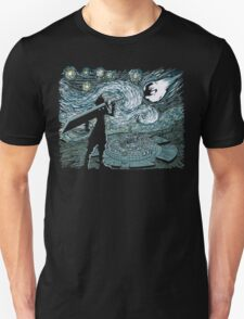 Starry Fantasy - Cloud Final Fantasy T-Shirt