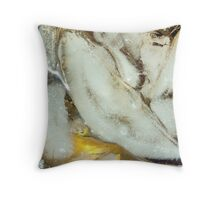 Icy Beverage Throw Pillow