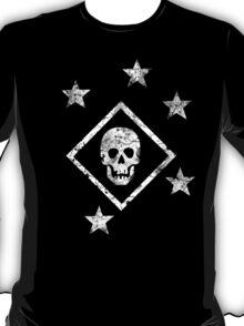 Marine Raiders - Distressed (White) T-Shirt