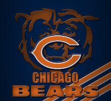 Chicago Bears by mandanda4ever